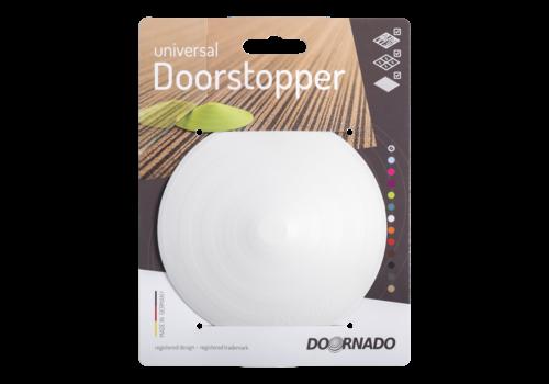 Butée de porte Doornado Coco blanc