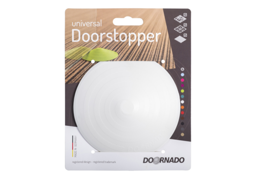 Door stopper Doornado Coco - White