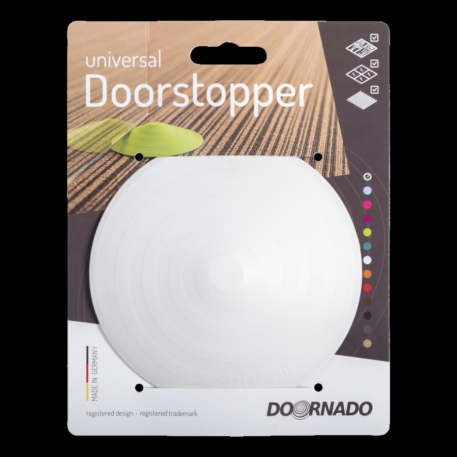 Deurstopper Doornado Coco op kaart wit