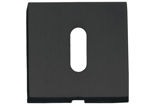 1 Schlüsselplatte 50Q schwarz