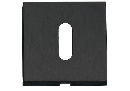 1 Sleutelplaatje 50Q zwart