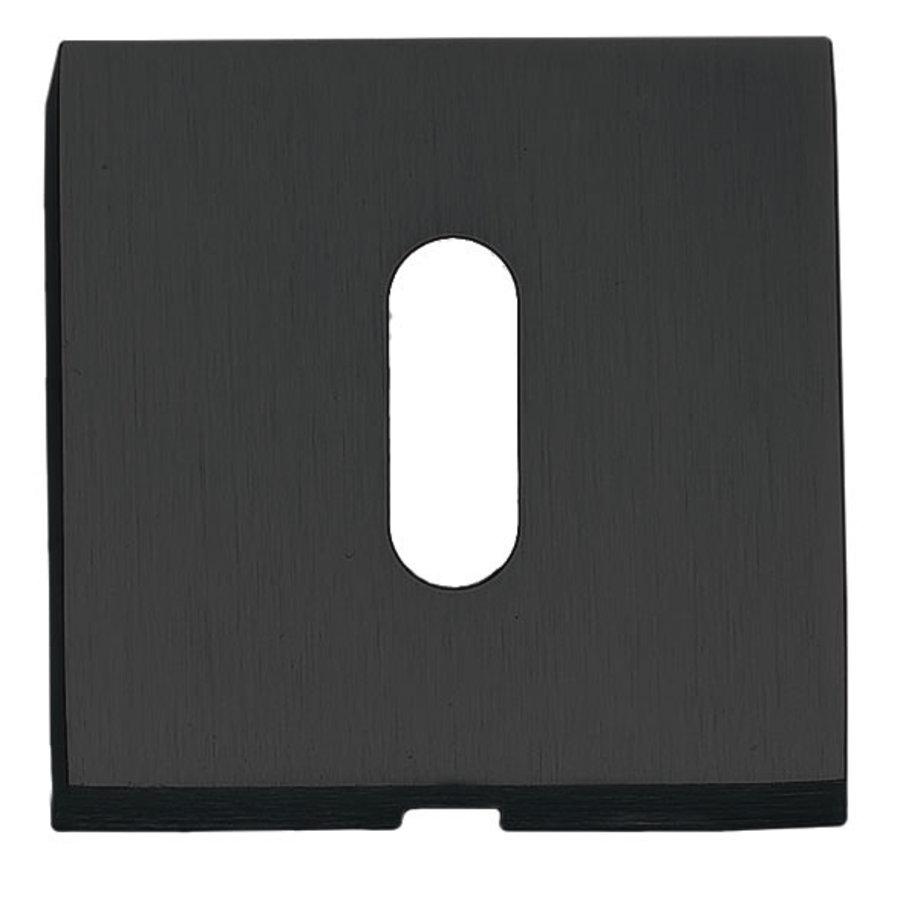 1 Sleutelplaatje Frascio 50Q zwart
