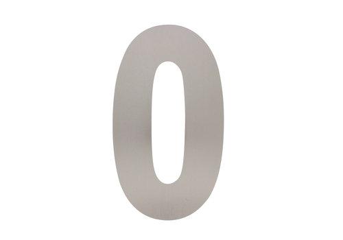 MAISON NUMÉRO 0 XXL HAUTEUR 500MM ACIER INOXYDABLE