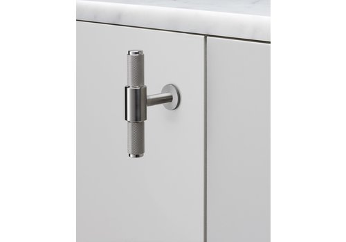 Stainless steel furniture handle T-bar Buster&Punch