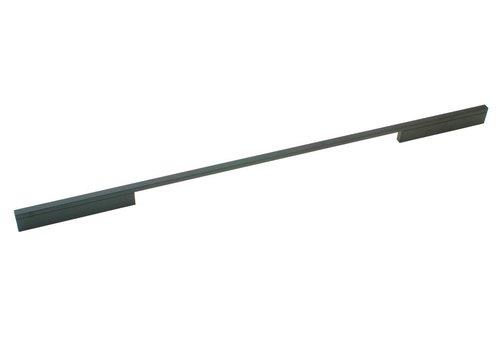 Furniture handle Pont Mat Black 608/640 mm