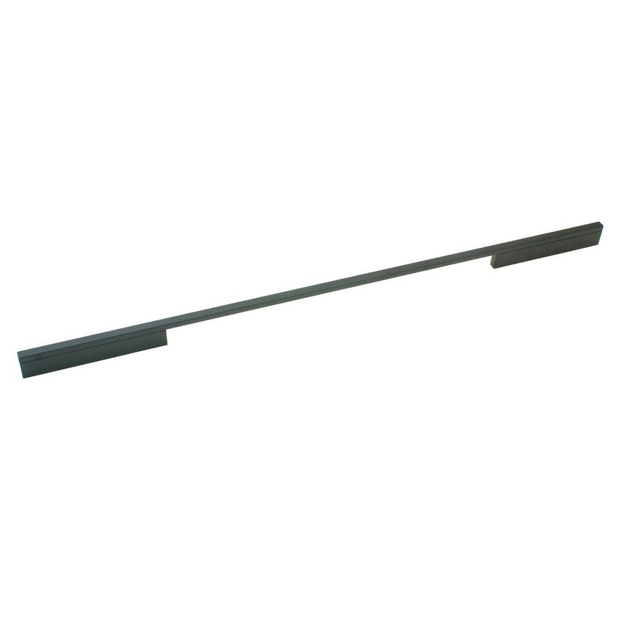 Furniture handle Pont Mat Black 608/640 mm