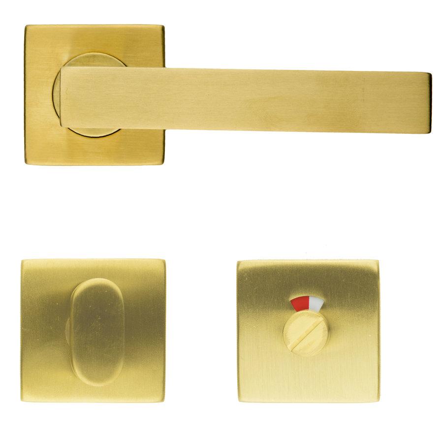 DOOR HANDLE COSMIC MATT COPPER + WC