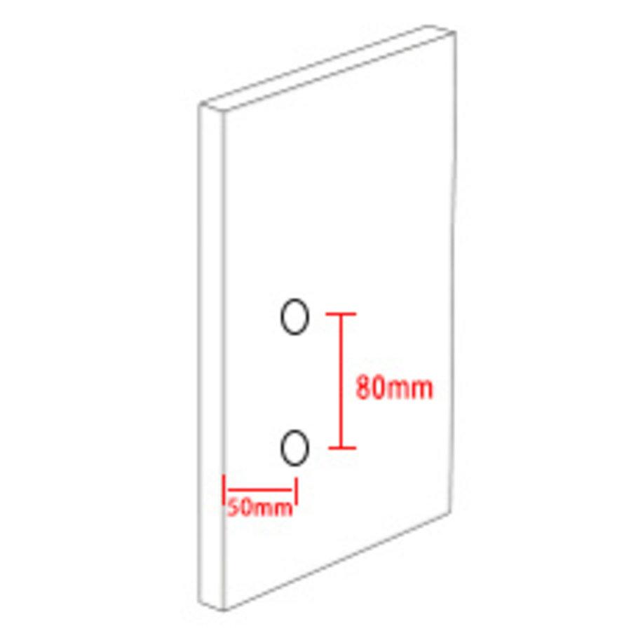 Elektronisch kastslot voor kast of locker