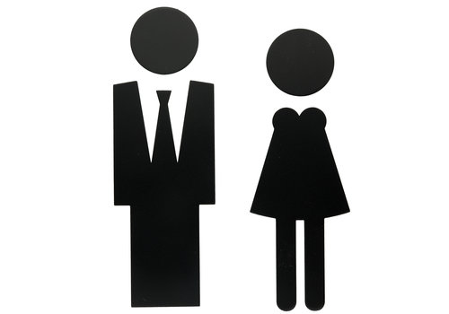 PICTO HOMME + FEMME NOIR