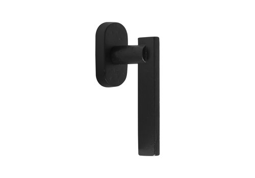 PIECE WINDOW HANDLE PH2017 / 32 AGED IRON - BLACK (VO)