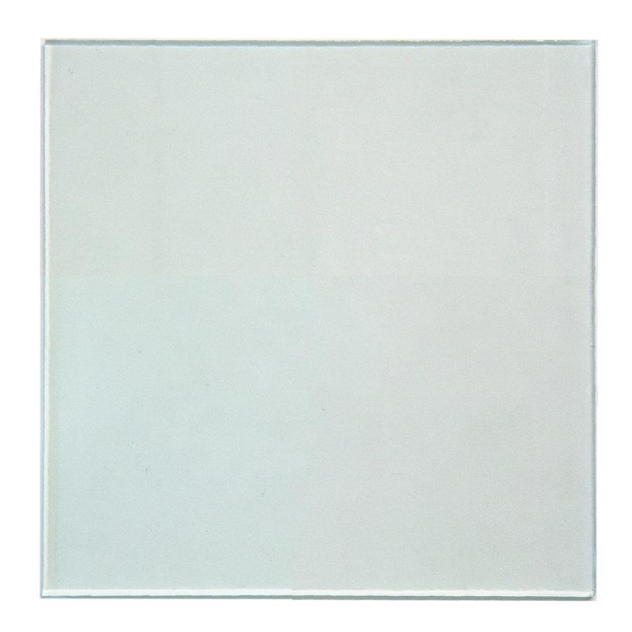 Glas retro vierkant mat 540x540x6mm gelaagd