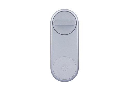 YALE LINUS® Slim door lock silver
