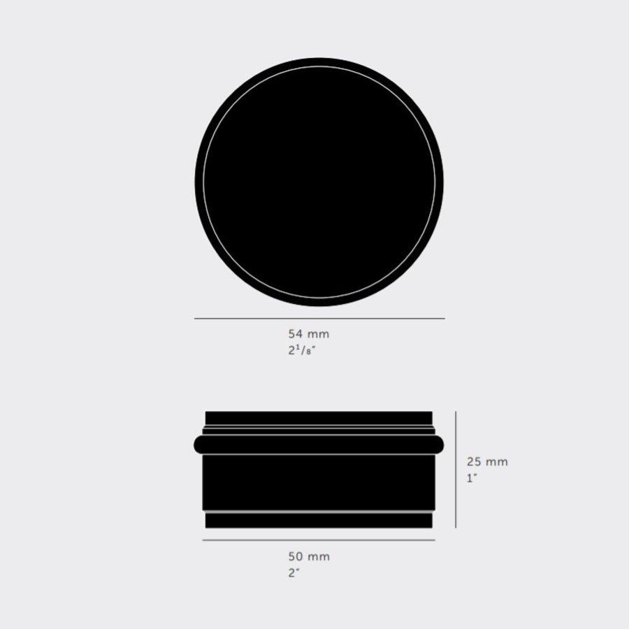 Deurstop / vloer / RVS / Buster + Punch