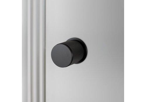 Doorknob / Cross / black