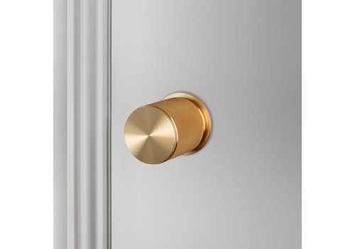 DOOR KNOB / BRASS