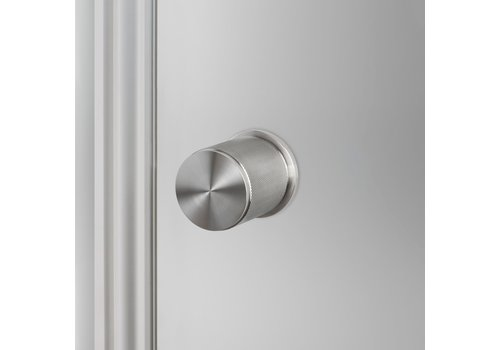 Door knob / Cross / stainless steel