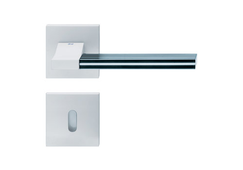 DnD white door handles 'CHANGE02+INS03' with BB
