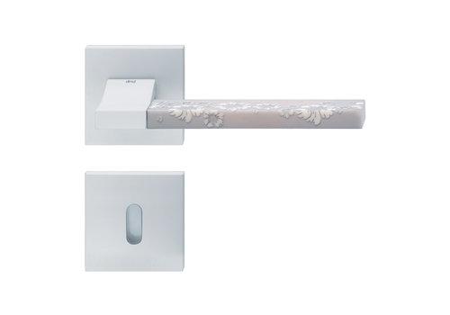 DND DOOR HANDLE 'CHANGE02 + INS10' WHITE
