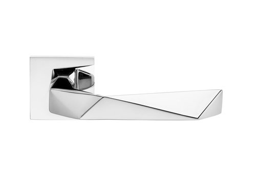 DND DOOR HANDLE LUXURY 02 CHROME