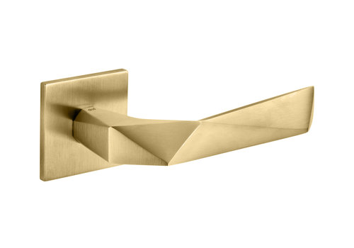 DND DOOR HANDLE LUXURY 02 MATT GOLD PVD