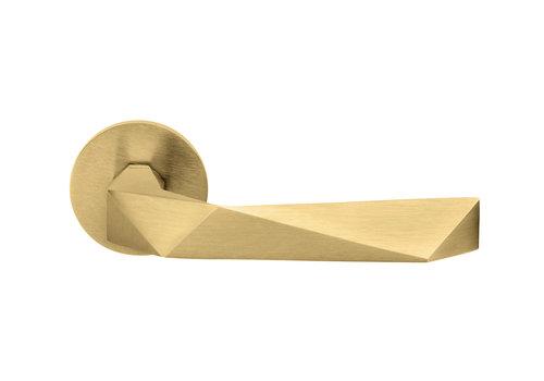 DnD door handles LUXURY matt gold PVD without BB
