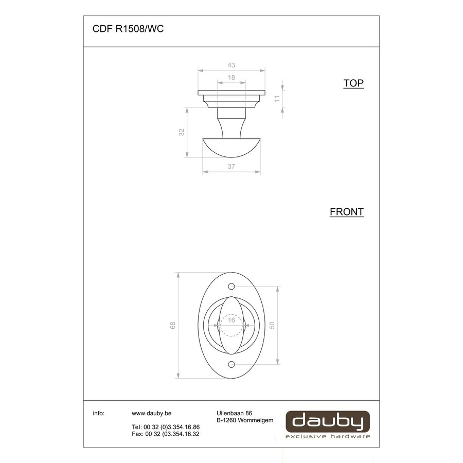 SET TOILET WC-BT294 / R1508 BLACK (N)