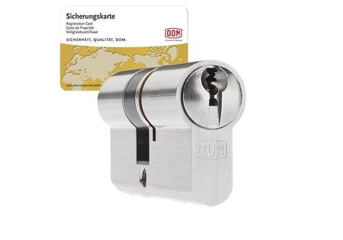 Cylindre de sécurité DOM Sigma Plus