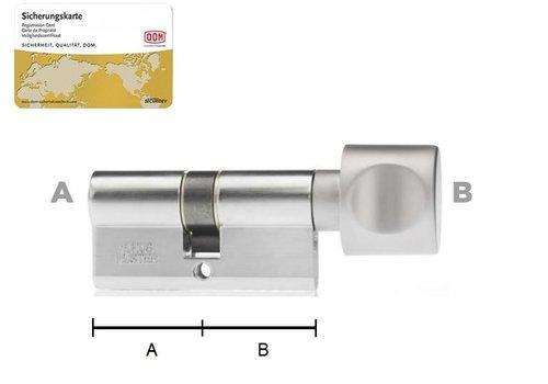 Cylindre à bouton de sécurité DOM Sigma Plus