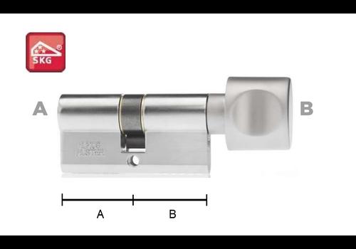 Cylindre à bouton DOM Plura SKG ***