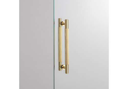 Double door handle from Buster & Punch in brass