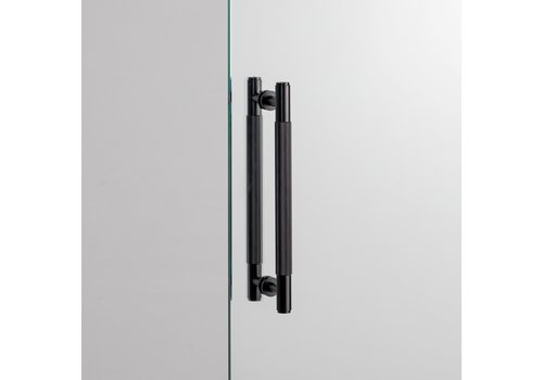 Black Double Pullbar Buster&Punch 275 mm