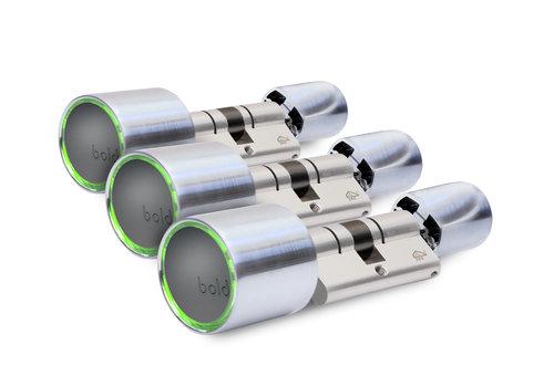 Fettgedrucktes Smart Lock 3er-Pack - Intelligentes Türschloss