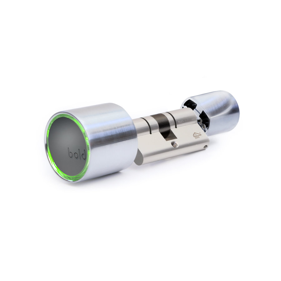 Bold smart cylinder SX33 - skg3 gekeurd  - veilig en gemakkelijk
