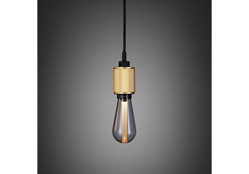 LAMPE PENDENTIF / MÉTAL LOURD / LAITON