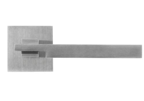 Stainless steel door handles 'Square 2' without BB