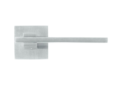 Stainless Steel Door Handles 'Square 3' without BB