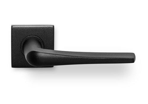 Black door handles Vince square