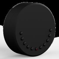 Zwarte sleutelkluis met bluetooth en pincode