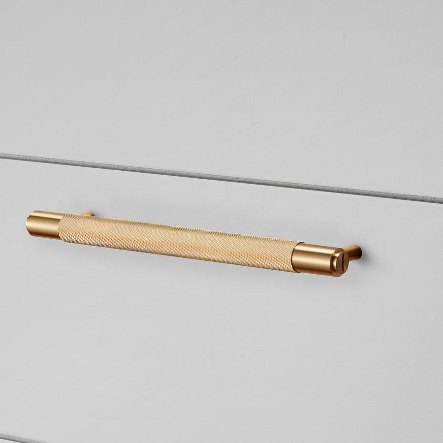 Messing meubelgreep / medium / 260mm / Buster&Punch
