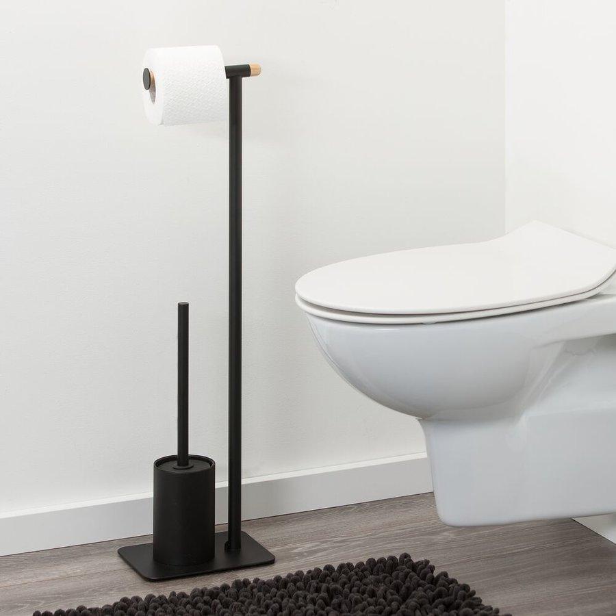 Sealskin toiletrek Brix metaal zwart