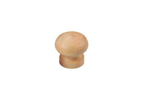 Bouton Intersteel 30 mm pinède