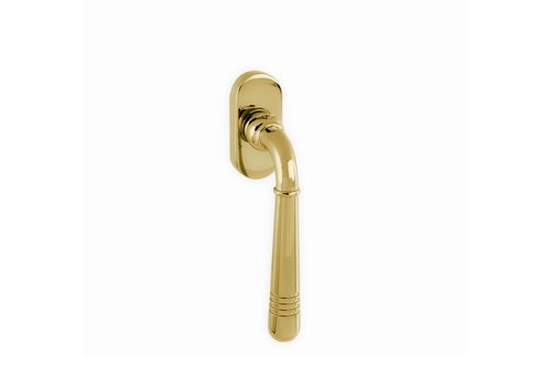 Intersteel Window handle Emily brass lacquered PVD