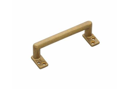 Intersteel Furniture handle 108 mm brass tumbled