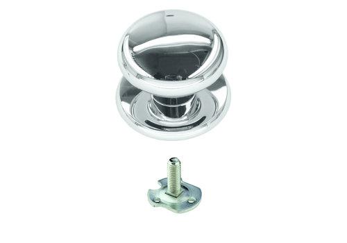 Fixed knob 'Top 805' nickel