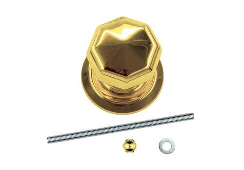 Fixed doorknob 'Top 804' copper
