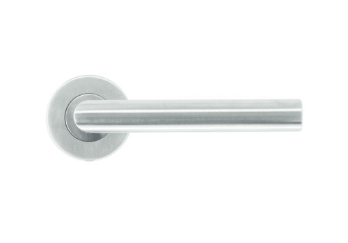 """Stainless steel door handles I Shape """"class 3"""" without BB"""