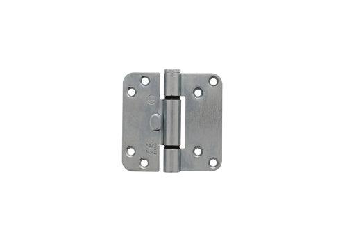 Intersteel Plain bearing hinge 89 x 89 x 3 mm DIN right/left galvanized