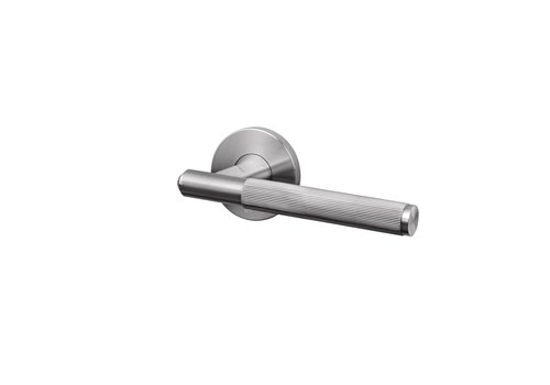 Stainless steel door handles / Linear / Buster+Punch without BB