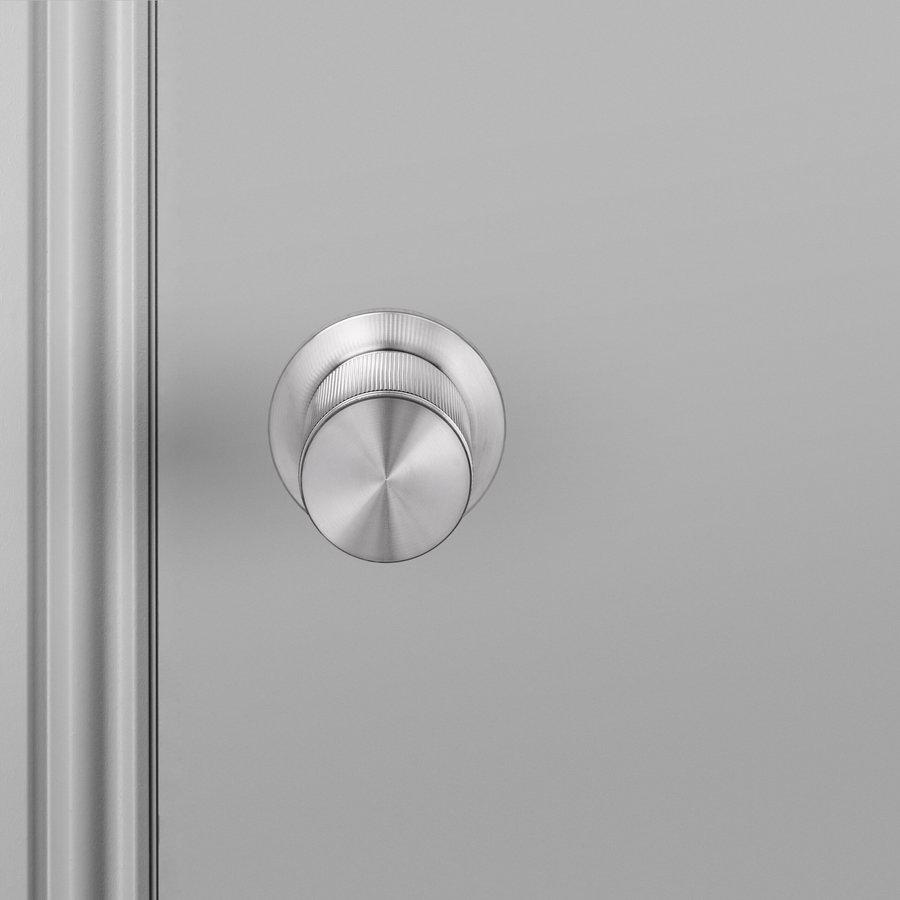 Deurknop / Linear/ RVS / Buster+Punch