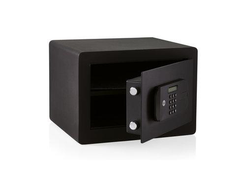 Yale Compact Safe Haute Sécurité -9.6L - Électronique